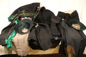 Lot Of Victorian Clothing