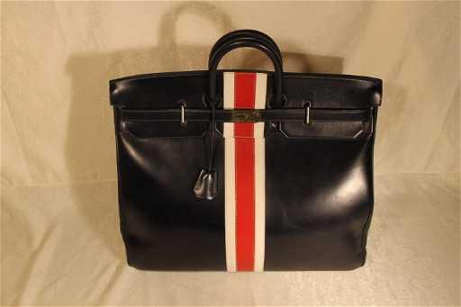4f961b8cf104 Hermes Mens Birkin 50 Travel Bag. See Sold Price