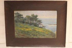 Unsigned Oil, Landscape