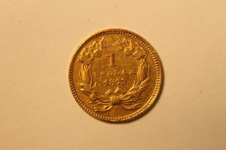US Indian Princess Head US Gold Coin - 2