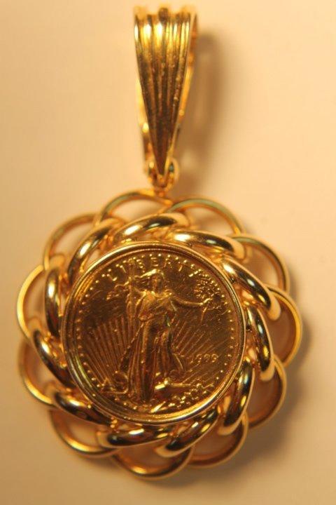 5 Dollar US Gold Coin