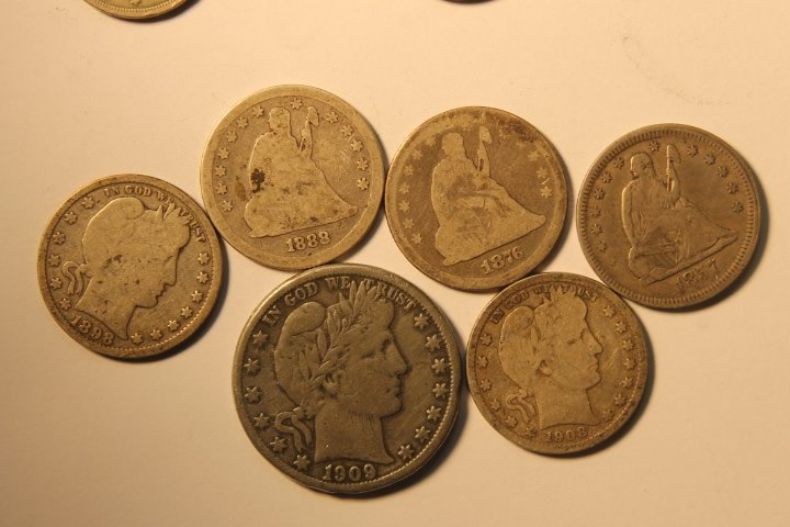 18 US Coins - 3