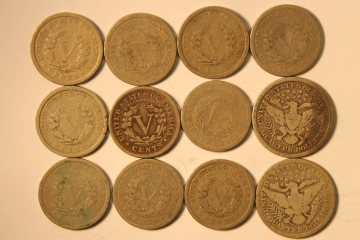 18 US Coins - 4
