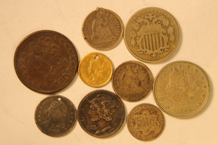 Misc. Coin Lot