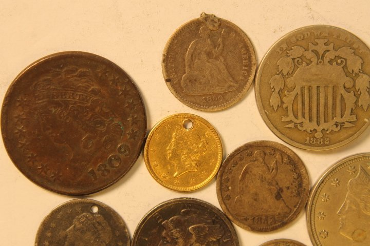 Misc. Coin Lot - 2