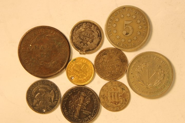 Misc. Coin Lot - 4