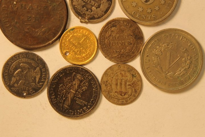 Misc. Coin Lot - 6