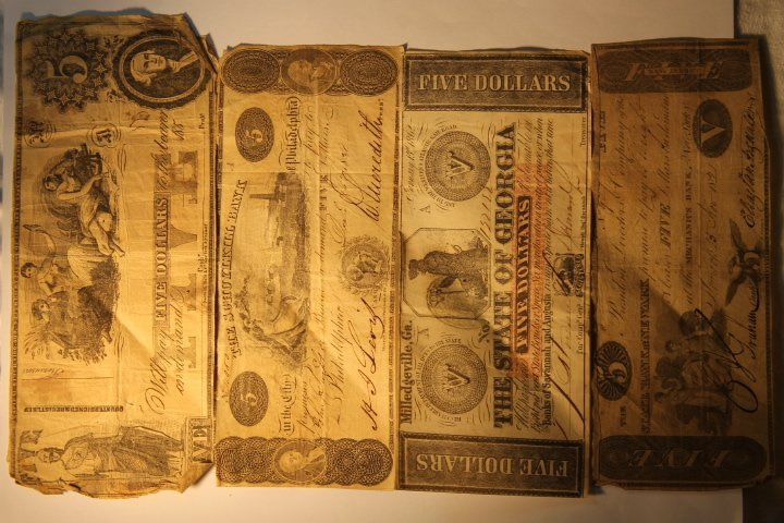 Misc Lot of Obsolete Notes