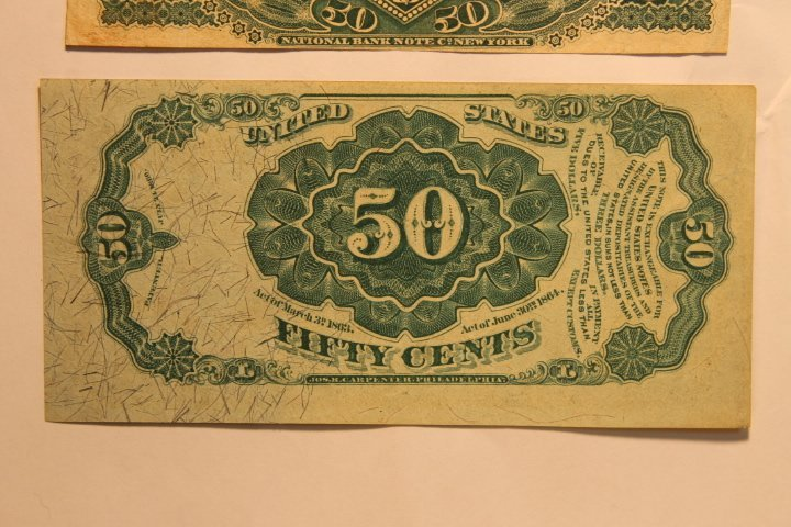 US Fractional Currency - 6