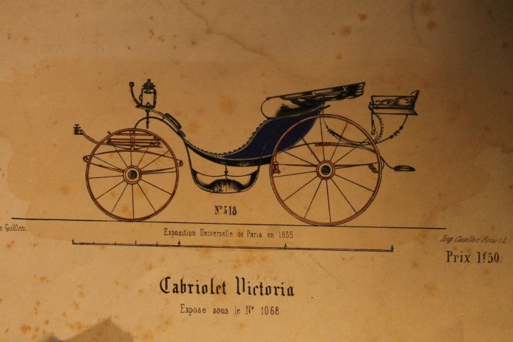 22 French Carriage Colored Lithos - 7