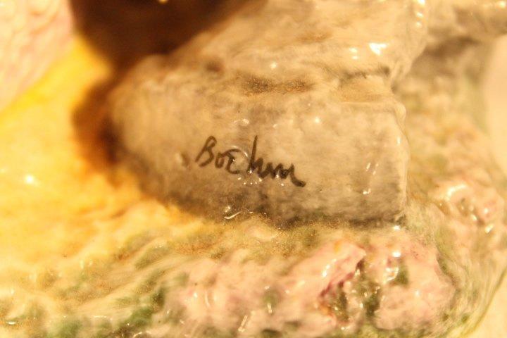 "Boehm Tropical Fish 13"" - 7"