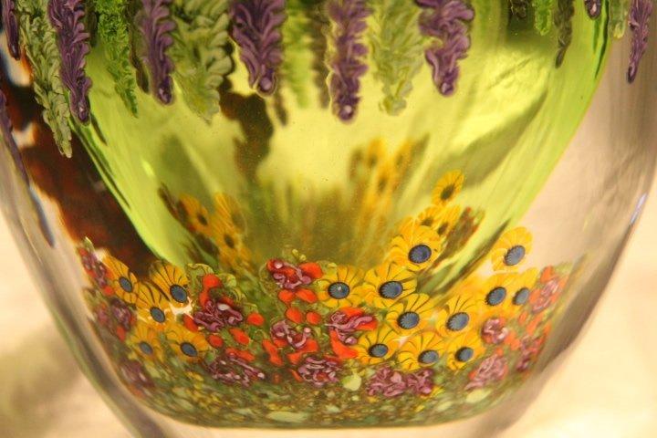 Chris Heilman Paperweight Vase - 8
