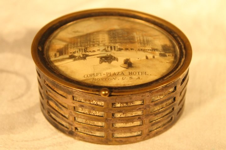 Trinket Box, Copley Plaza Boston