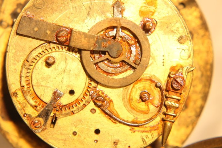 Blackamoor Globe Clock 18th Century - 9