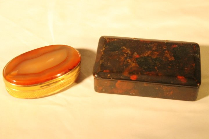 Lot of 4 Pill & Snuff Boxes - 5