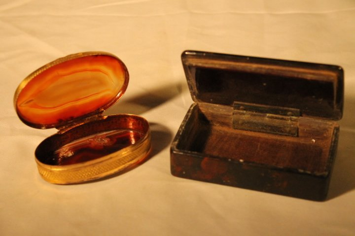 Lot of 4 Pill & Snuff Boxes - 6