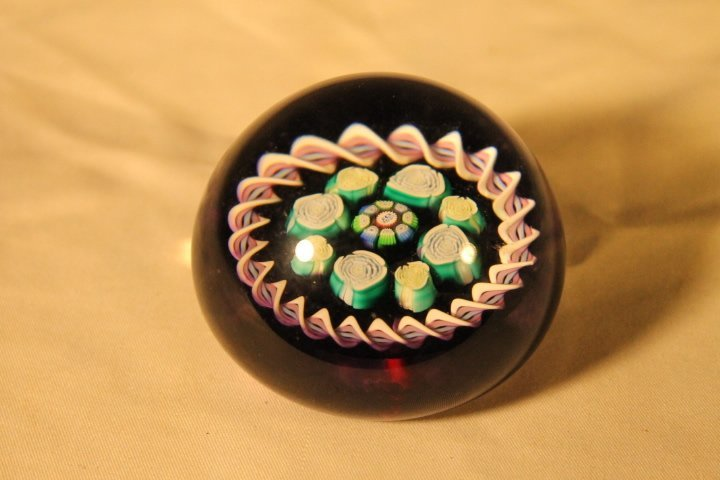 Paperweight, PCA 2001 - 2