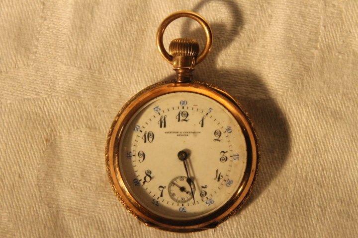 Vacheron & Constantin Geneva 14kt Gold Watch