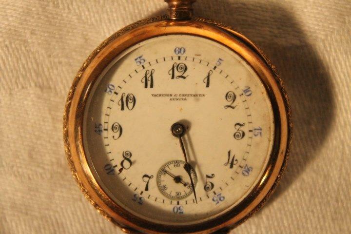 Vacheron & Constantin Geneva 14kt Gold Watch - 2