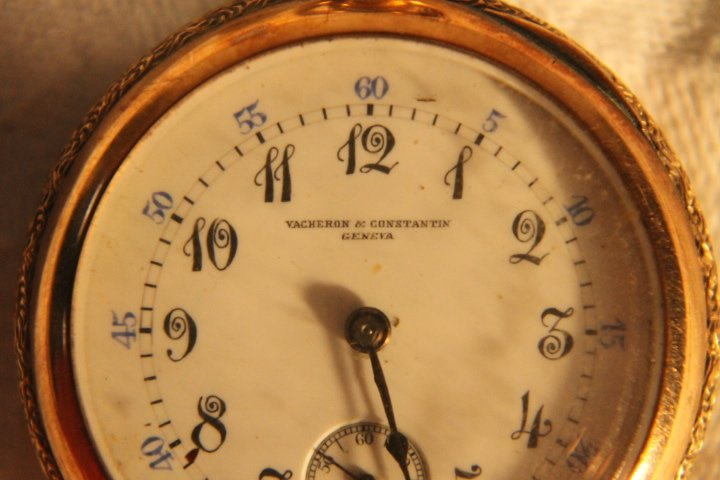 Vacheron & Constantin Geneva 14kt Gold Watch - 3