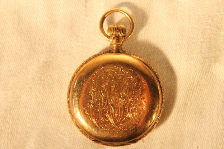 Vacheron & Constantin Geneva 14kt Gold Watch - 4