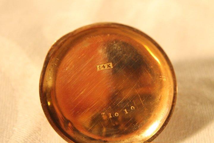 Vacheron & Constantin Geneva 14kt Gold Watch - 5