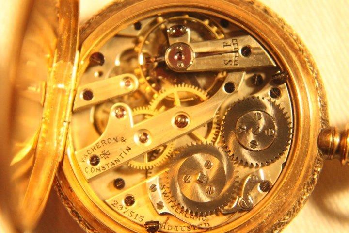 Vacheron & Constantin Geneva 14kt Gold Watch - 8