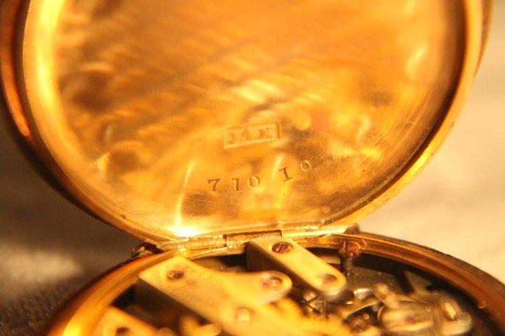 Vacheron & Constantin Geneva 14kt Gold Watch - 9