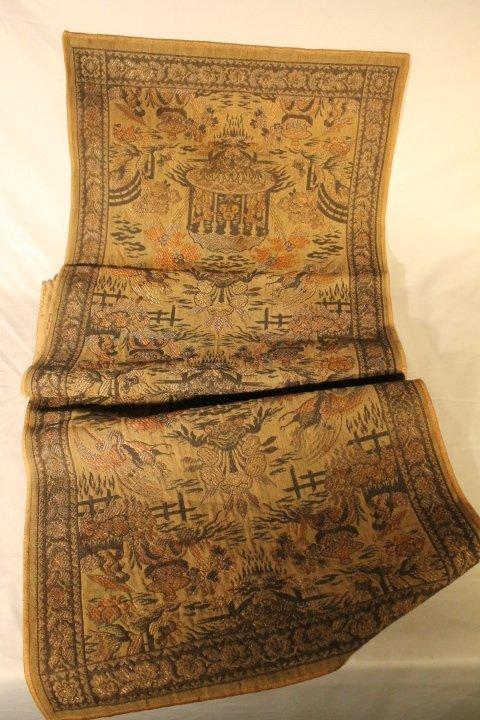 Lot of Asian Textiles - 10