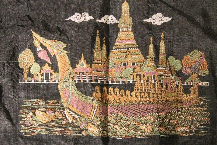 Lot of Asian Textiles - 2