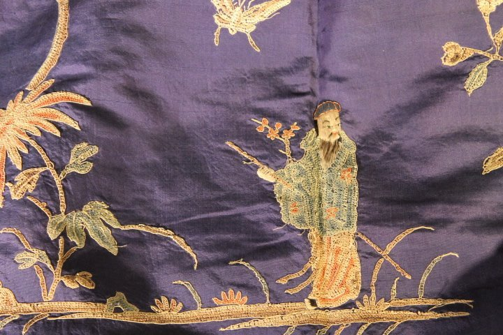 Lot of Asian Textiles - 3