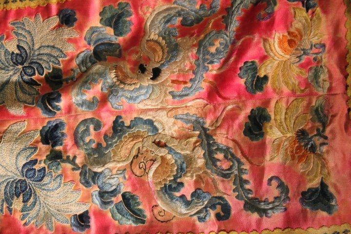 Lot of Asian Textiles - 4