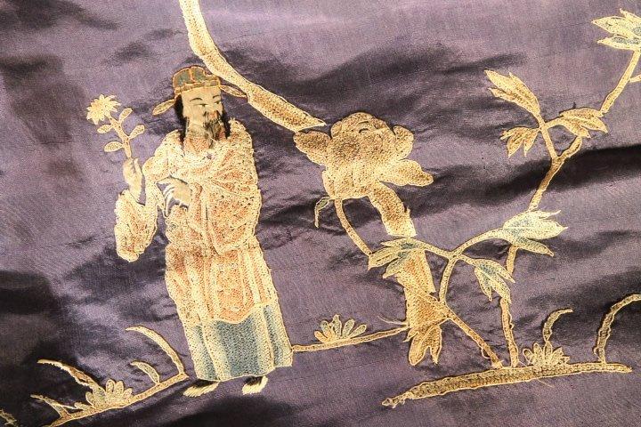 Lot of Asian Textiles - 5