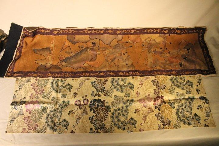 Lot of Asian Textiles - 7