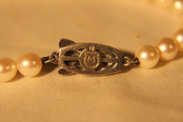 Mikimoto Pearls in Box - 3