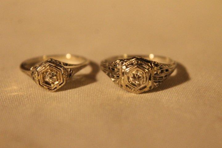2 Diamond Rings