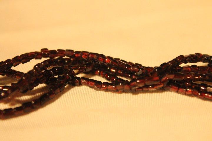 Victorian Garnet Necklace - 4