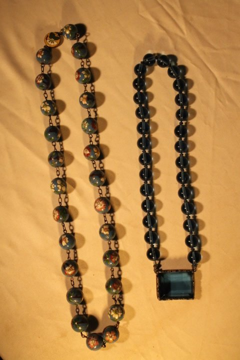 Misc Lot of Asian Jewelry - 2