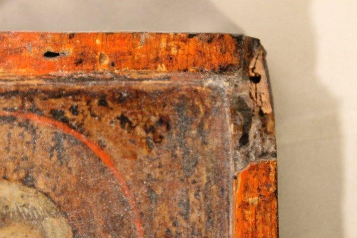 Icon on Wood Panel - 3