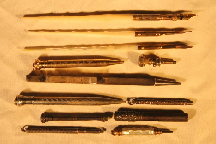 Early Writing Implements