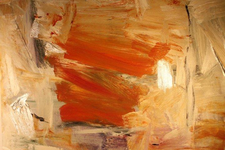 "Trandis Kennedy Acrylic ""New Tide 2"" - 2"