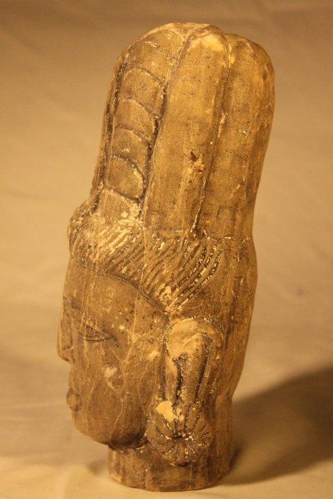 Carved Stone Goddess - 2