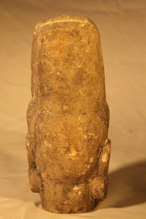 Carved Stone Goddess - 3