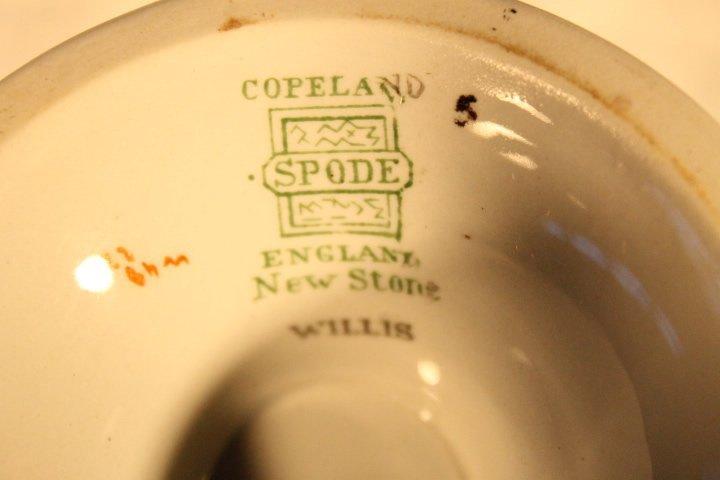 4 pcs of Copeland Spode - 4