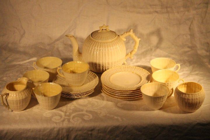 Misc Lot of Porcelain Belleek