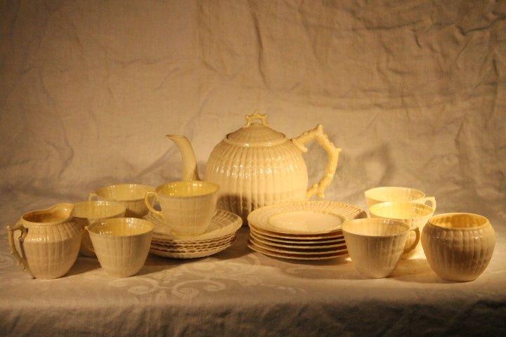 Misc Lot of Porcelain Belleek - 2