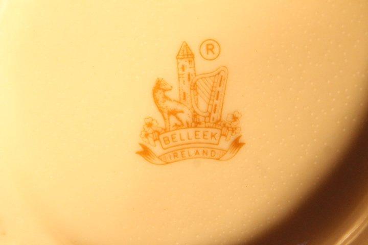 Misc Lot of Porcelain Belleek - 4