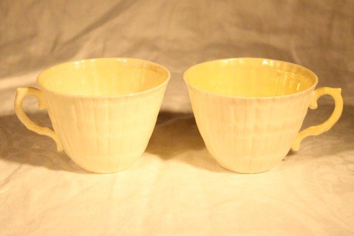 Misc Lot of Porcelain Belleek - 5