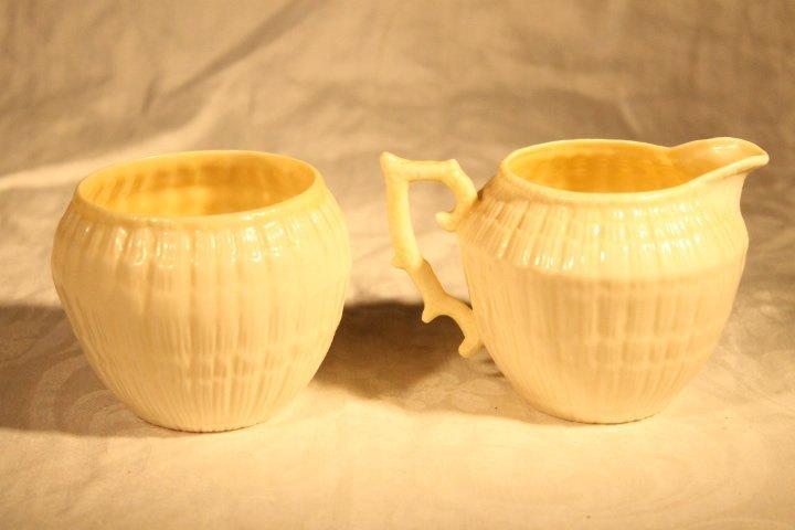 Misc Lot of Porcelain Belleek - 6