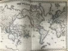 Colton's Atlas 1856